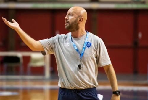 Basket, coach Pansa: «Ristopro Fabriano… obiettivo 15 novembre»