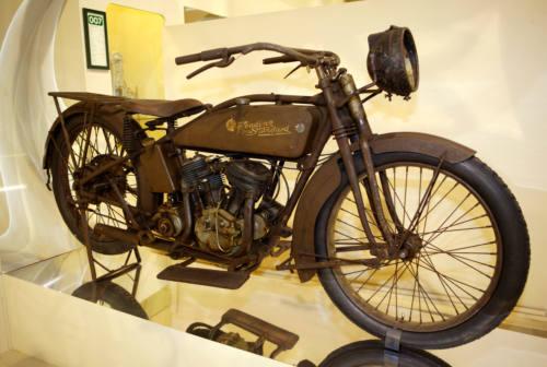 Pesaro, il museo delle moto Morbidelli all'ex tribunale
