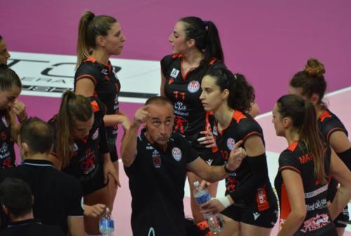 Cbf Balducci Macerata, Coach Paniconi: «Sarà un girone equilibrato»