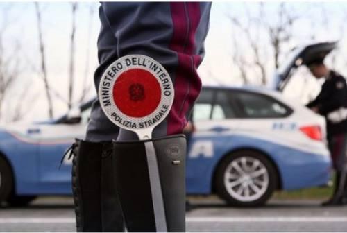 Pesaro, 933 multe in una settimana di controlli: lotta a chi guida col telefonino e senza cinta