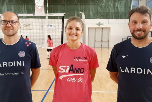 Volley, la Lardini Filottrano rinforza la propria regia con l'arrivo di Ramona Ricchiuti