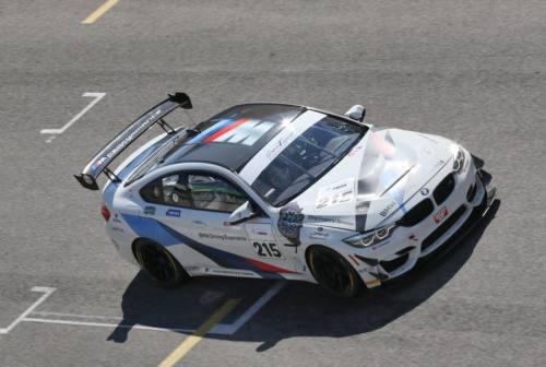 Gran Turismo Endurance: weekend senza fortuna per Simone Riccitelli