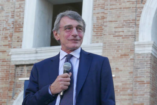 Recovery, Sassoli: «Straordinaria opportunità per realizzare nuovi modelli»