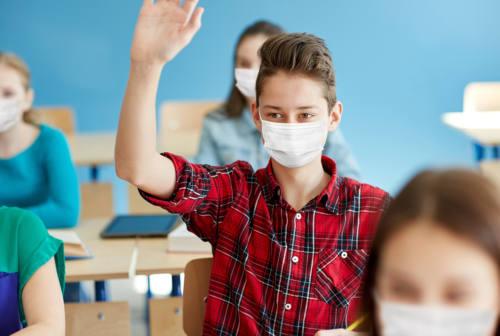 A scuola senza mascherina: la lettera da Senigallia a premier e ministri