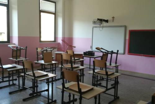 Ostra, riaperta la scuola Morganti. «Così l'anno scolastico è salvo»