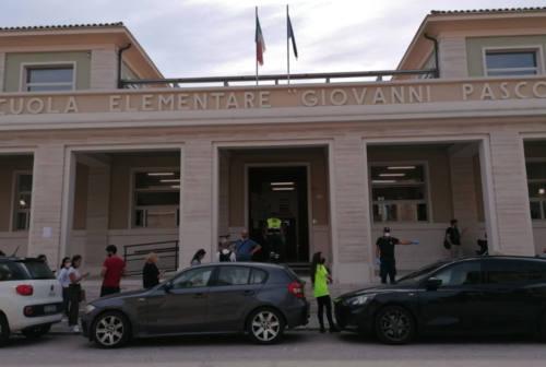 Elezioni comunali, tra i primi al voto a Senigallia ci sono i candidati a sindaco – FOTO
