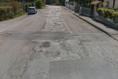 Ancona, Ippoliti (60100): «Buche in via di Vittorio, frazioni abbandonate»