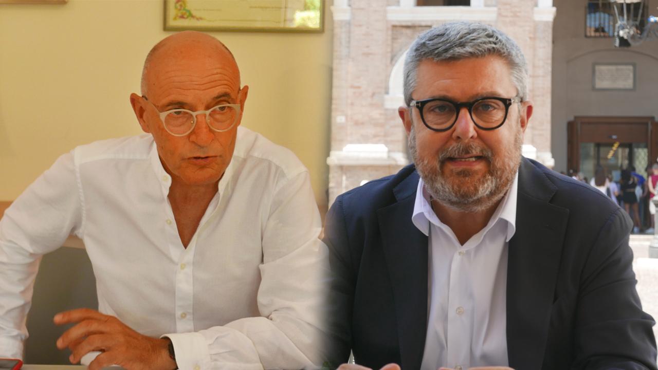 A Senigallia le elezioni comunali 2020 si concluderanno con il ballottaggio tra Fabrizio Volpini e Massimo Olivetti