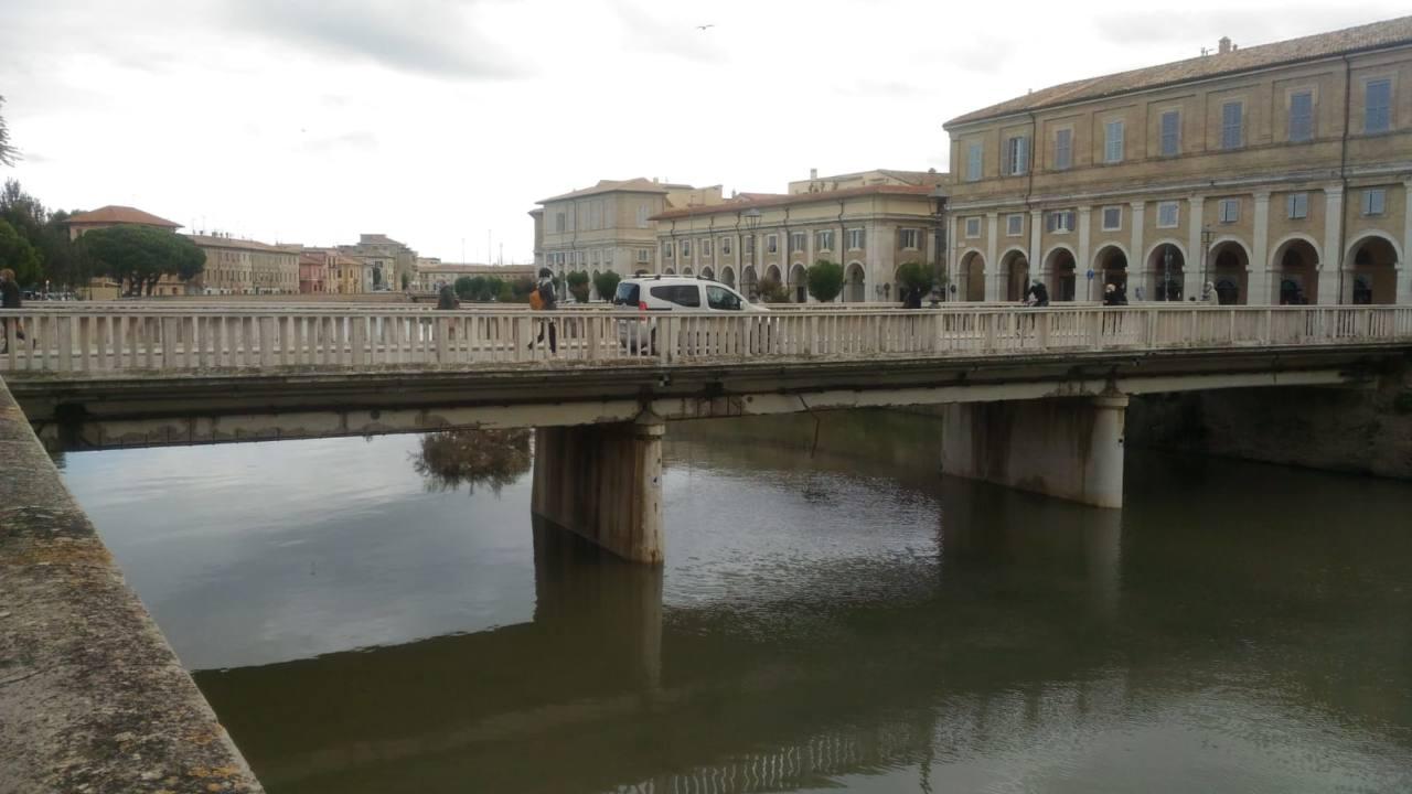 Ponte Garibaldi a Senigallia