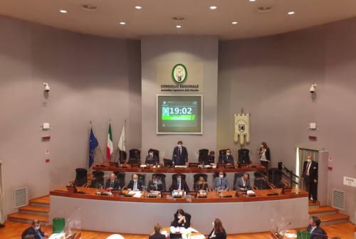 Marche, Consiglio regionale: manovra da 17,5 milioni di euro a sostegno alle imprese