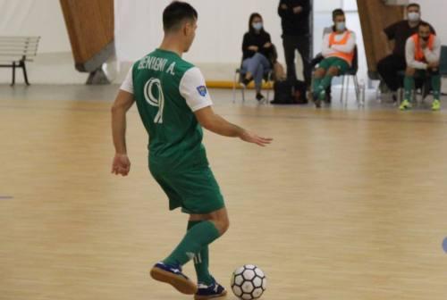Futsal Serie B, domani in campo Trecolli Montesicuro e Cus Ancona