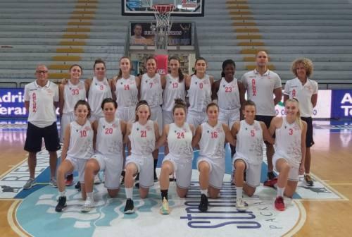 Il Basket Girls Ancona si ferma in attesa di una nuova ripresa
