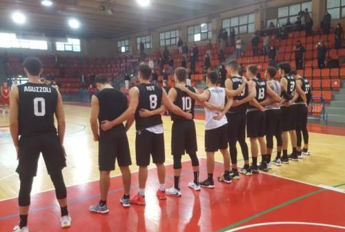 Campetto Basket, Rajola: «Passi in avanti e a Jesi per passare il turno»