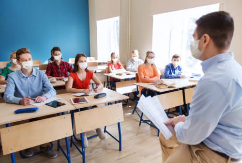 Jesi, scuola: dal 1° marzo chiuse anche le prime classi delle medie Lorenzini e Leopardi