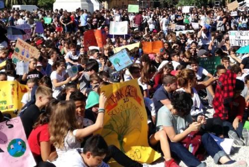 Ancona si prepara al Fridays for Future. Legambiente: «Ci saremo». Rubini: «In gioco il bene dell'umanità»