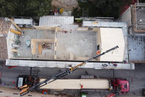"""Limitare il consumo di suolo per uno stile """"green"""" in edilizia: ecco l'esperienza di un'azienda di Jesi"""