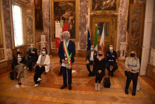 Macerata, ecco la giunta del nuovo sindaco Sandro Parcaroli