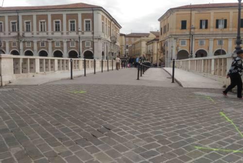 Senigallia, ponte II Giugno: i lavori slittano a giovedì 8. Prima un incontro con la città