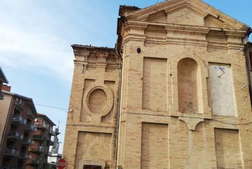 Osimo, un giardino pubblico sta per sorgere a San Sabino. La chiesa della Misericordia aspetta il restyling