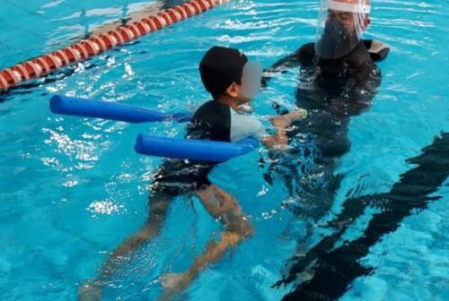 Stop a piscine e palestre, Sportivamente: «Così la disabilità viene dimenticata»