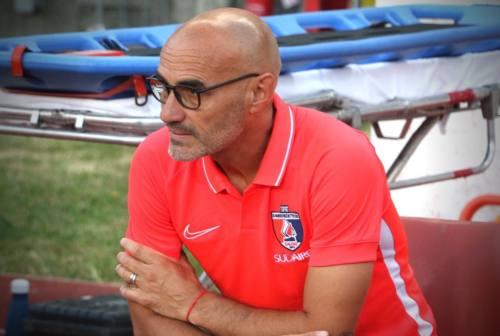 Samb, esonerato il tecnico Paolo Montero