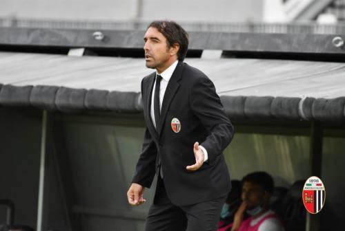 L'Ascoli sconfitto a Venezia 2-1. Mister Bertotto in bilico