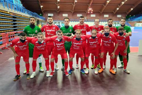 Futsal, Italservice Pesaro-Real San Giuseppe rinviata: biancorossi in campo tra due settimane