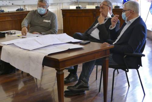 Legnini in visita nelle Marche: raggiunta l'intesa sull'ordinanza per i professionisti