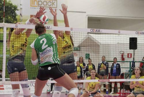 Volley Serie A2, la Megabox Vallefoglia subito vincente