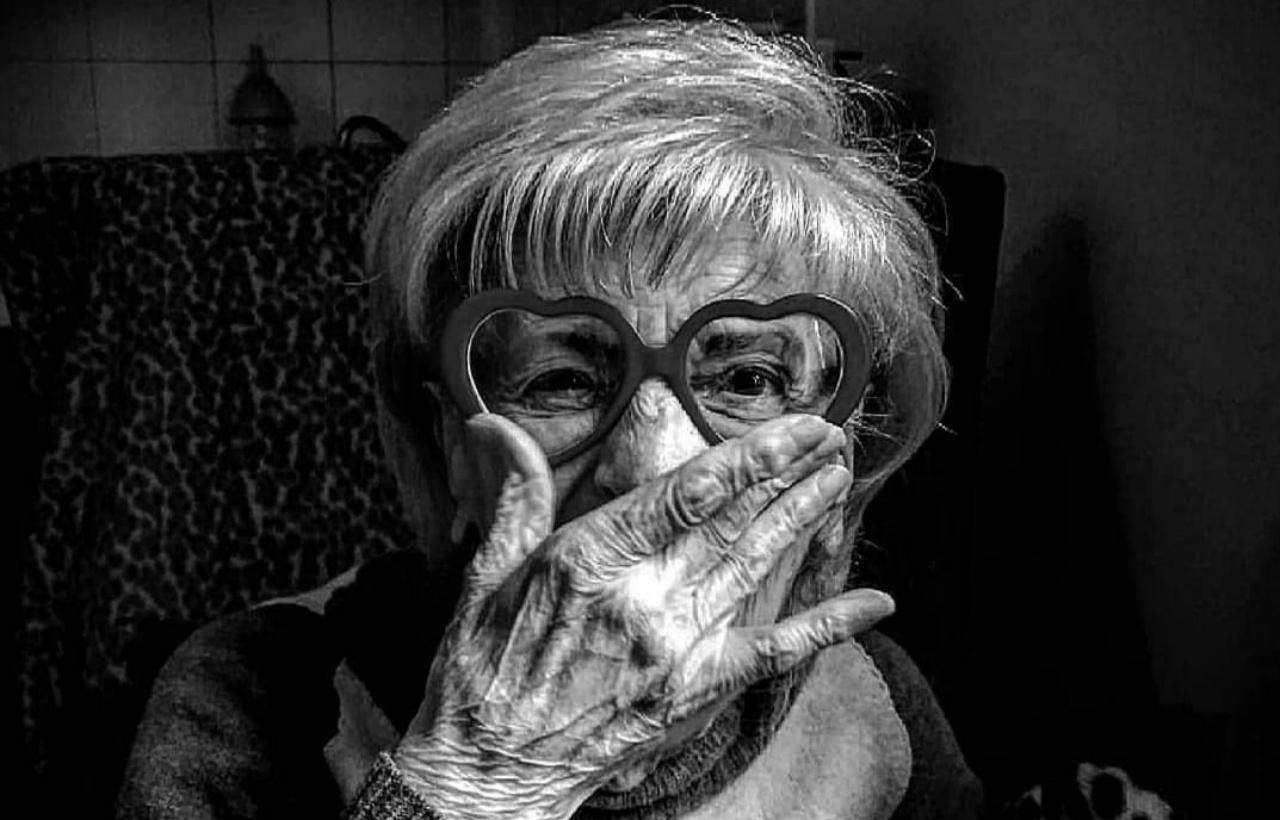 """Fano piange """"Nonna Jana"""", la nonnina di tutti resa celbre dal web"""