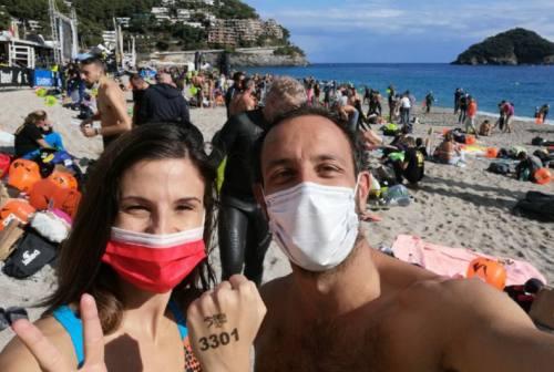 Nuoto, per Guidarelli e Scorpecci della Vela tanti applausi in Liguria