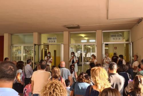 """Osimo, una classe in quarantena alla scuola """"Caio Giulio Cesare"""""""