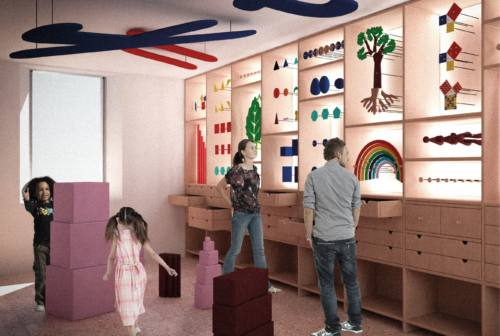 Accogliente e per tutti, la nuova casa museo di Maria Montessori a Chiaravalle