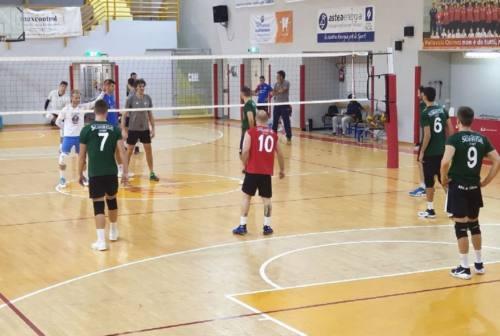 Serie B volley, positivo il test amichevole tra Sampress Loreto e Nef Osimo