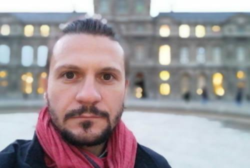 Covid-19, la Parigi sotto coprifuoco raccontata dall'ostrense Simone Piangerelli: l'intervista
