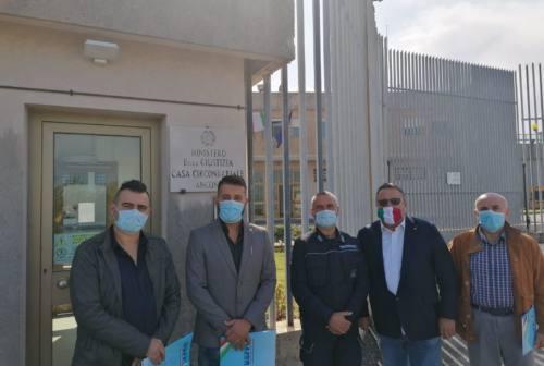 Carcere di Montacuto, Bilò: «Servono lavori di ristrutturazione»