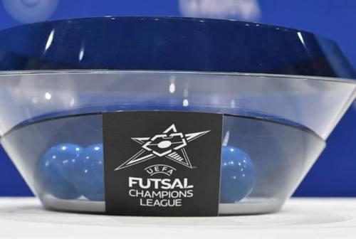 Futsal, Italservice: sarà il Titograd il primo avversario in Champions League