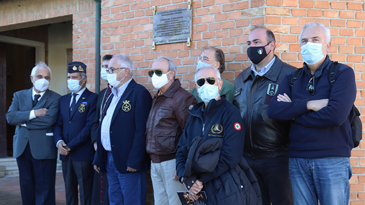 Il gruppo Aviatori Senigalliesi