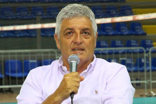 Volley SuperLega, Cormio: «Giocare senza pubblico è brutto. Speriamo sia passeggero»