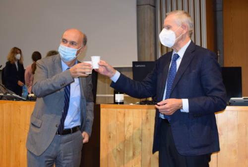 Calcagnini nuovo rettore dell'Università di Urbino: «Propulsori di un modello di sviluppo locale»