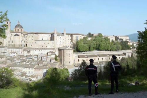 Dalla Romagna verso Urbino con l'eroina, arrestato 40enne