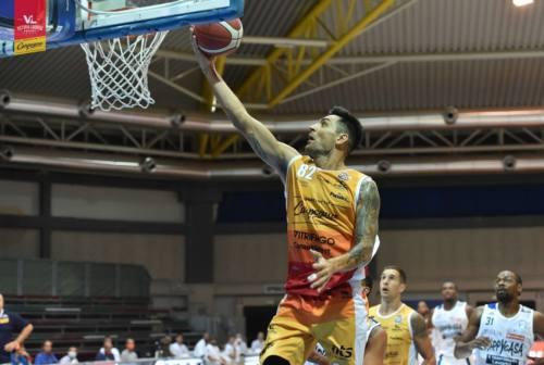 Basket, la VL si prepara alla sfida contro Trento