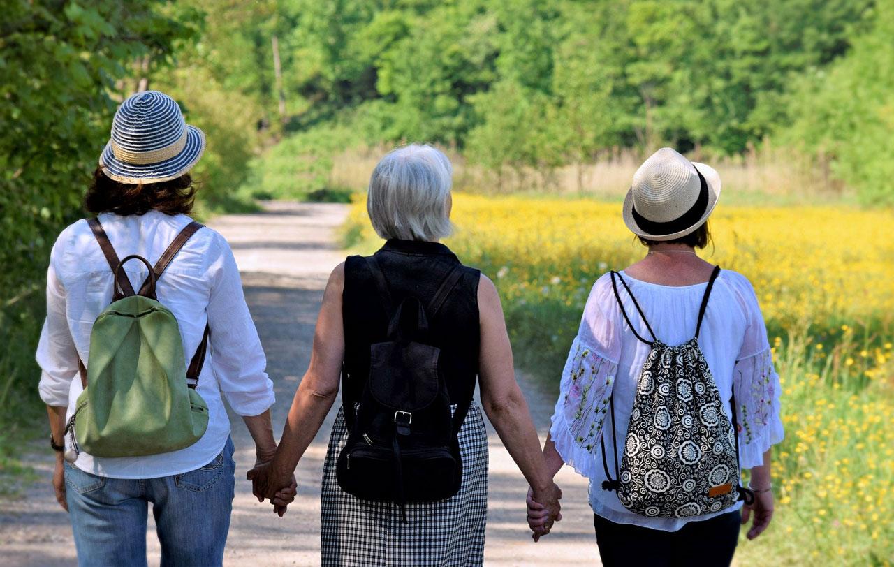 donne, menopausa