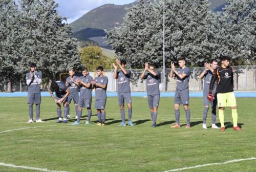 Calcio, il Fabriano Cerreto vince anche in Coppa: Jesina ko