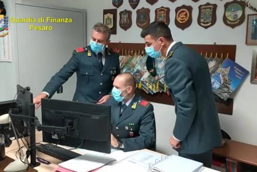 Fano, condannato un imprenditore evasore: sequestrati 150 mila euro dalla Finanza
