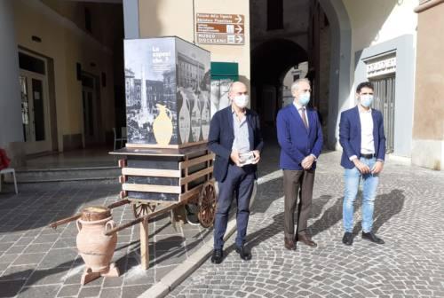Jesi, spostamento fontana dei Leoni. Il sindaco: «Sarà una piazza liberata»