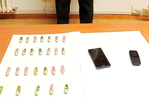 Civitanova, ingerisce 24 ovuli di eroina: prima l'ospedale, poi l'arresto