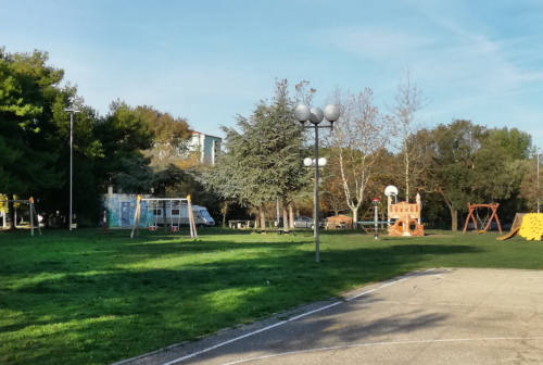 Giochi e attrezzature sportive: Senigallia investe nei parchi pubblici