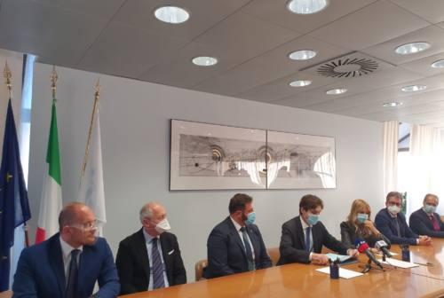 Regione Marche: Francesco Acquaroli presenta la sua giunta