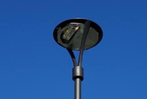 Illuminazione pubblica, nuove lampade a Montemarciano